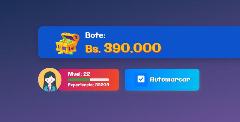 Salas de Bingo Activo