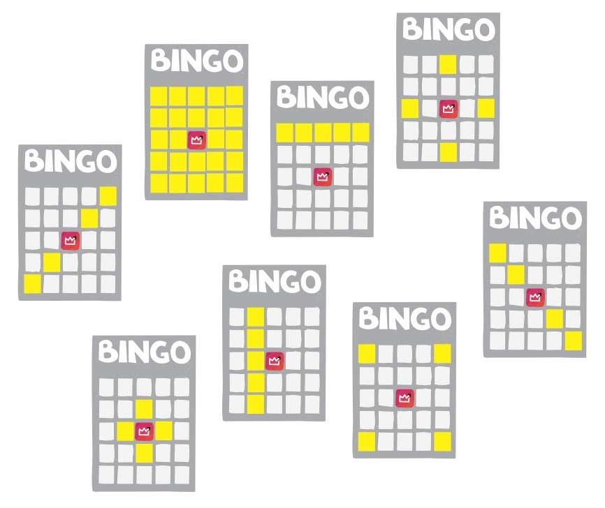 Como ganar bingo